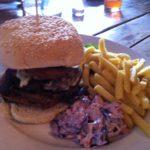 Sidey Burger At The Sidewinder