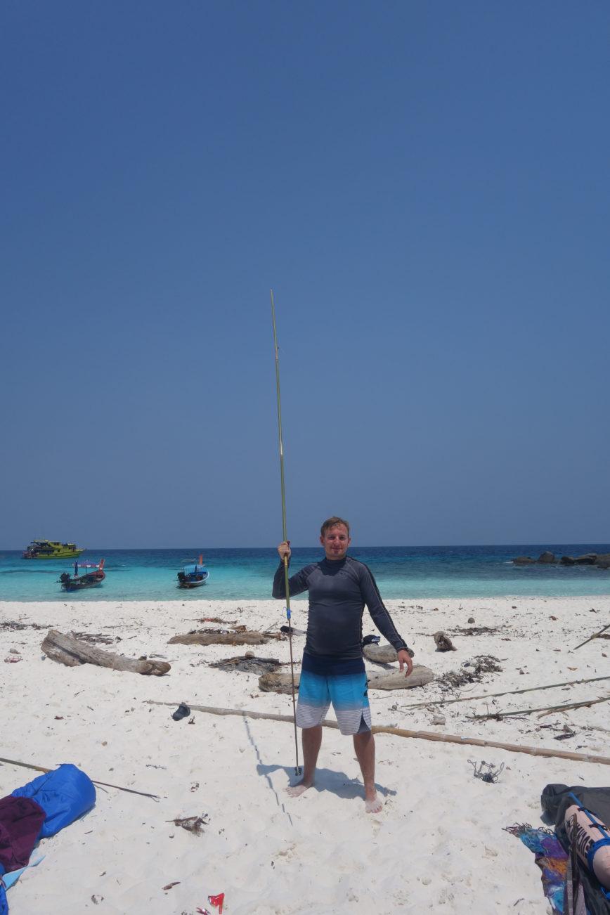 4 Days On A Deserted Island