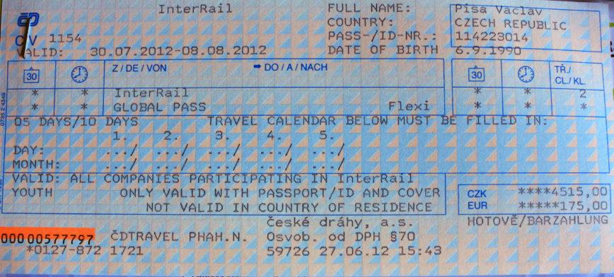Is An InterRail Pass Worth It?