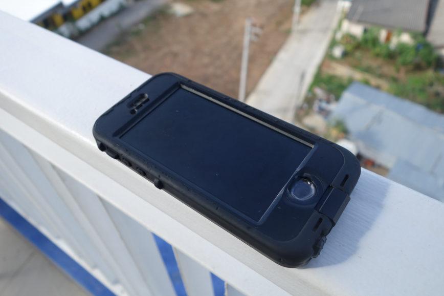 Lifeproof Nüüd iPhone 5s Case Review