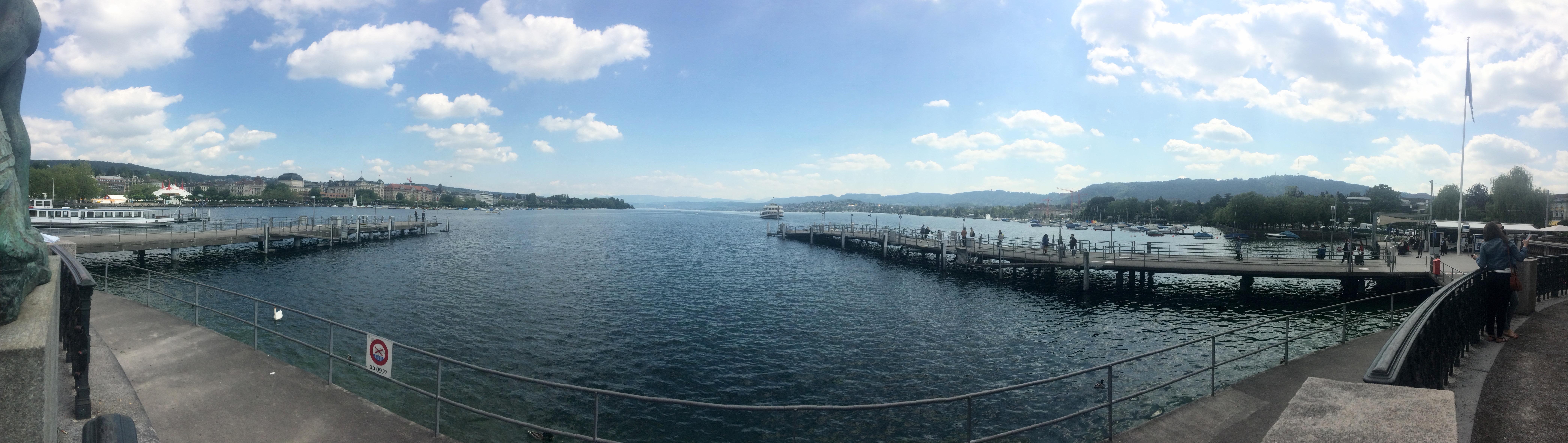 Switzerland, Zurich - Everything Was Closed 1