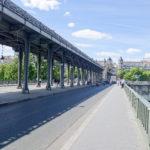 Pont De Bir-Hakeim - From Inception