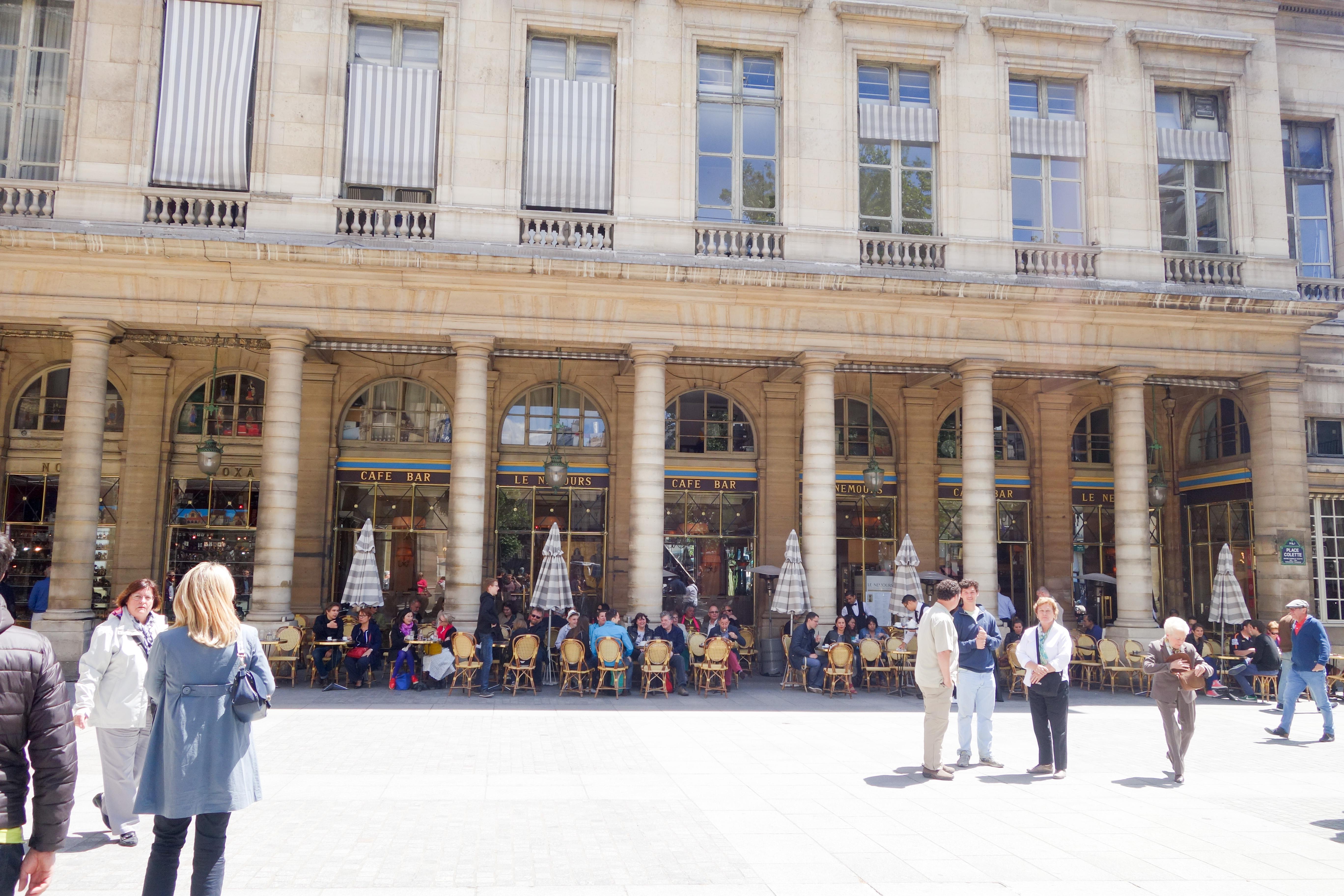 Le Nemours - The Tourist
