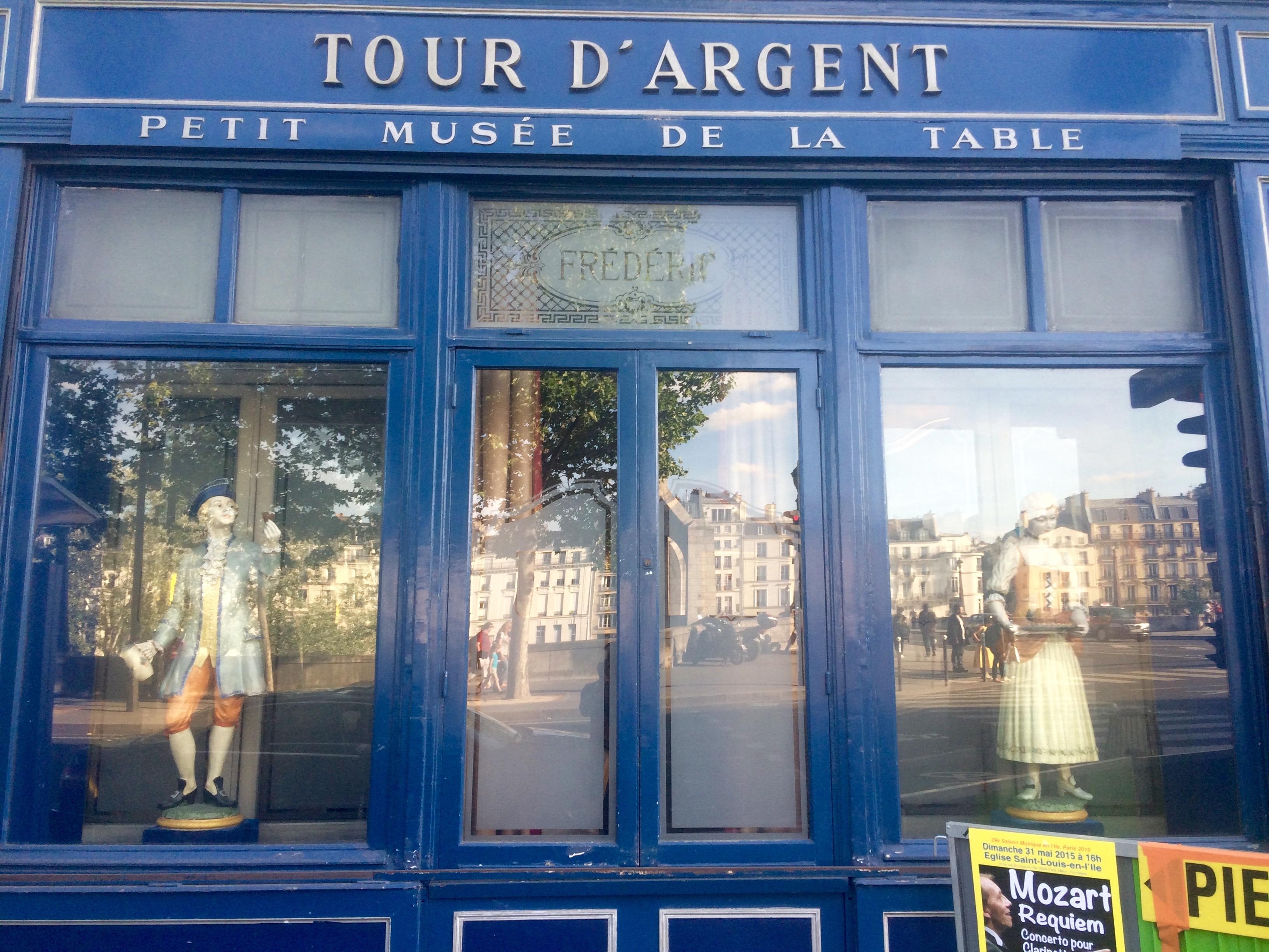 La Tour D'Argent - Ratatouille