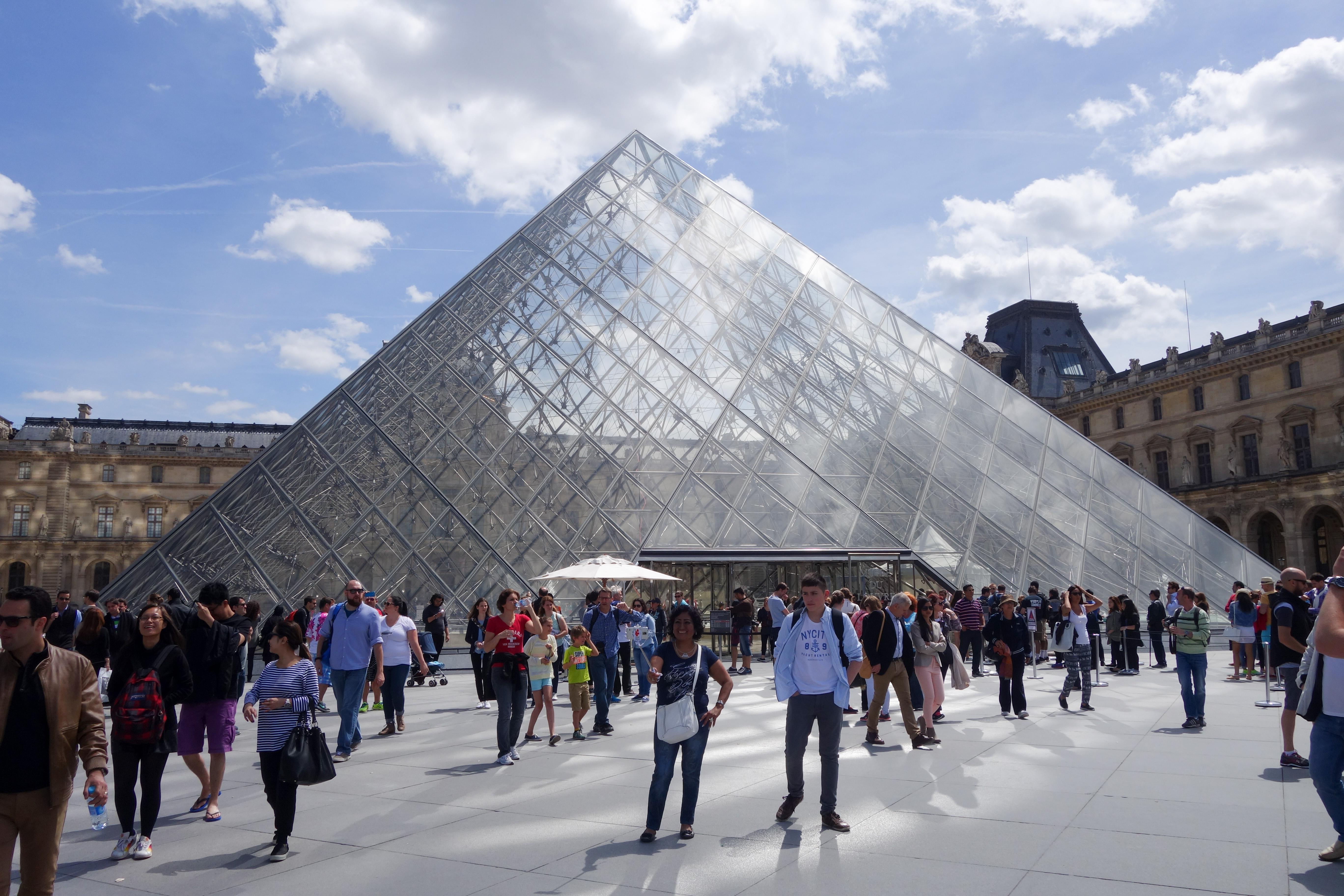 The Louvre - Da Vinci Code